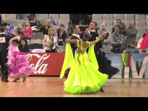 2011 IDSF WORLD JUNIOR TEN DANCE