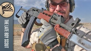 The Problem With My Century M70 ABM AK: Shooting & Review