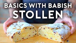 Stollen|Babish Culinary Universeさんのレシピ書き起こし