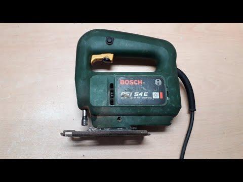Jigsaw Restoration, Bosch PST 54E