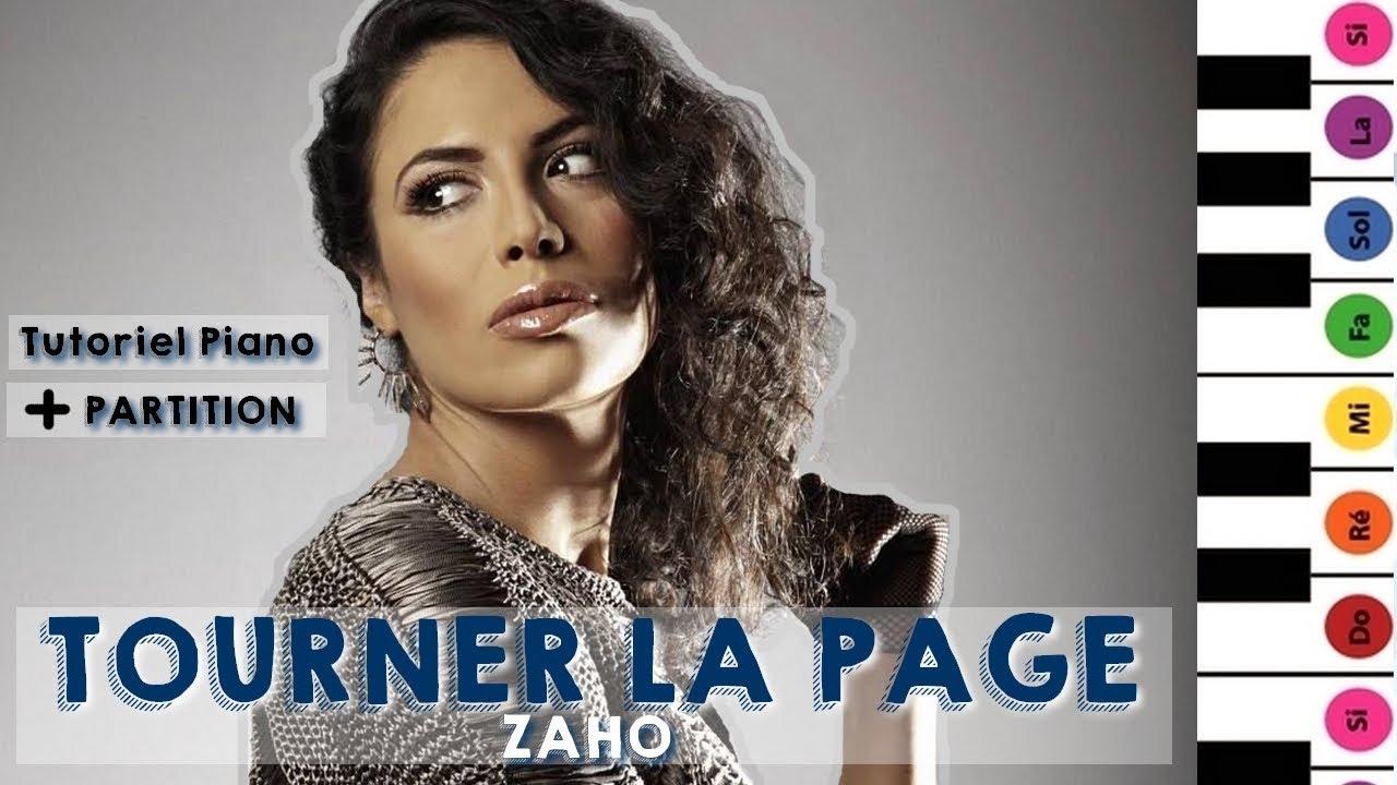 musique zaho tourner la page gratuit