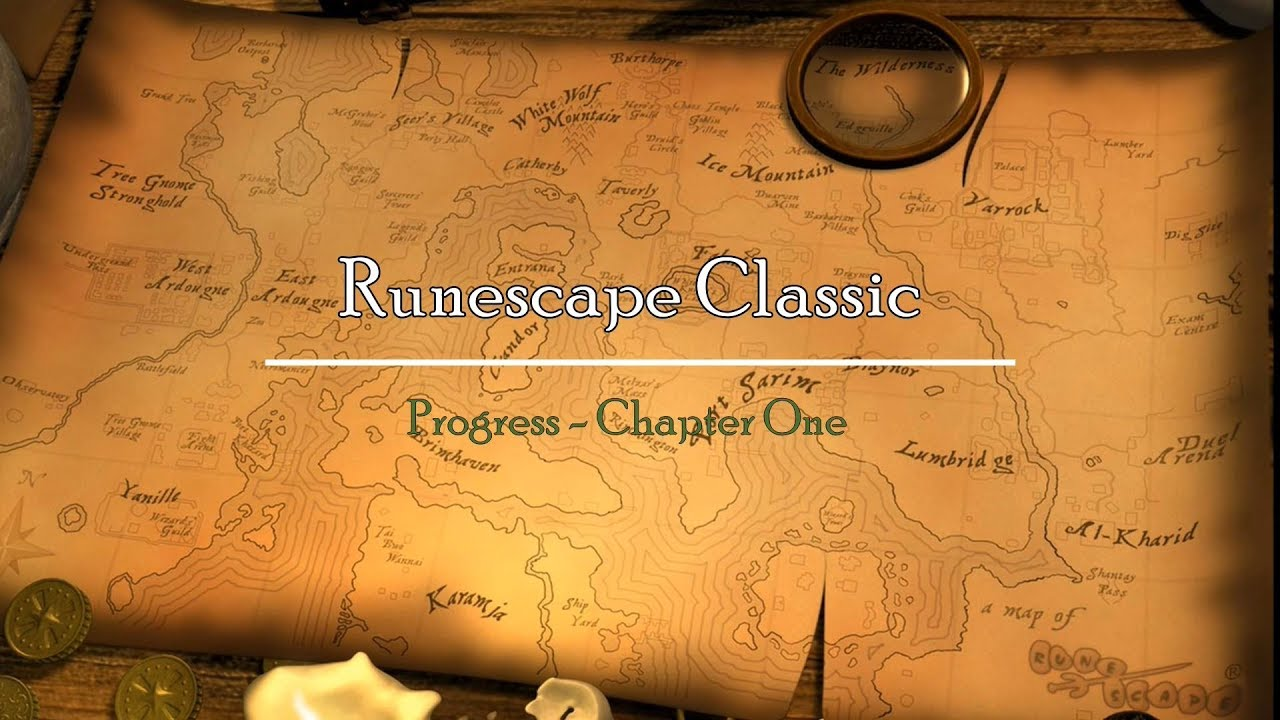 RuneScape Classic is shutting down, and the streaming community is