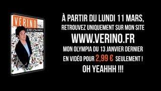 Retrouvez Vérino se paie l'Olympia sur son site www.verino.fr !