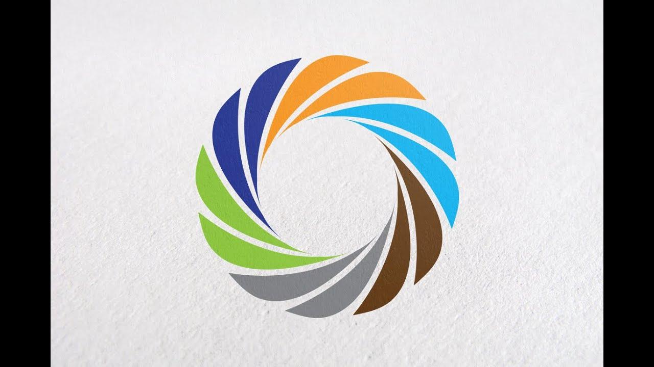 To create a logo design