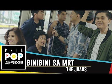 The Juans — Binibini Sa MRT [Official Music Video] PHILPOP 2016