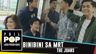 The Juans - Binibini Sa MRT [Official Music Video] PHILPOP 2016