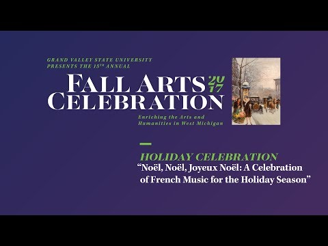 Noël, Noël, Joyeux Noël: A Celebration of French Music for the Holiday Season