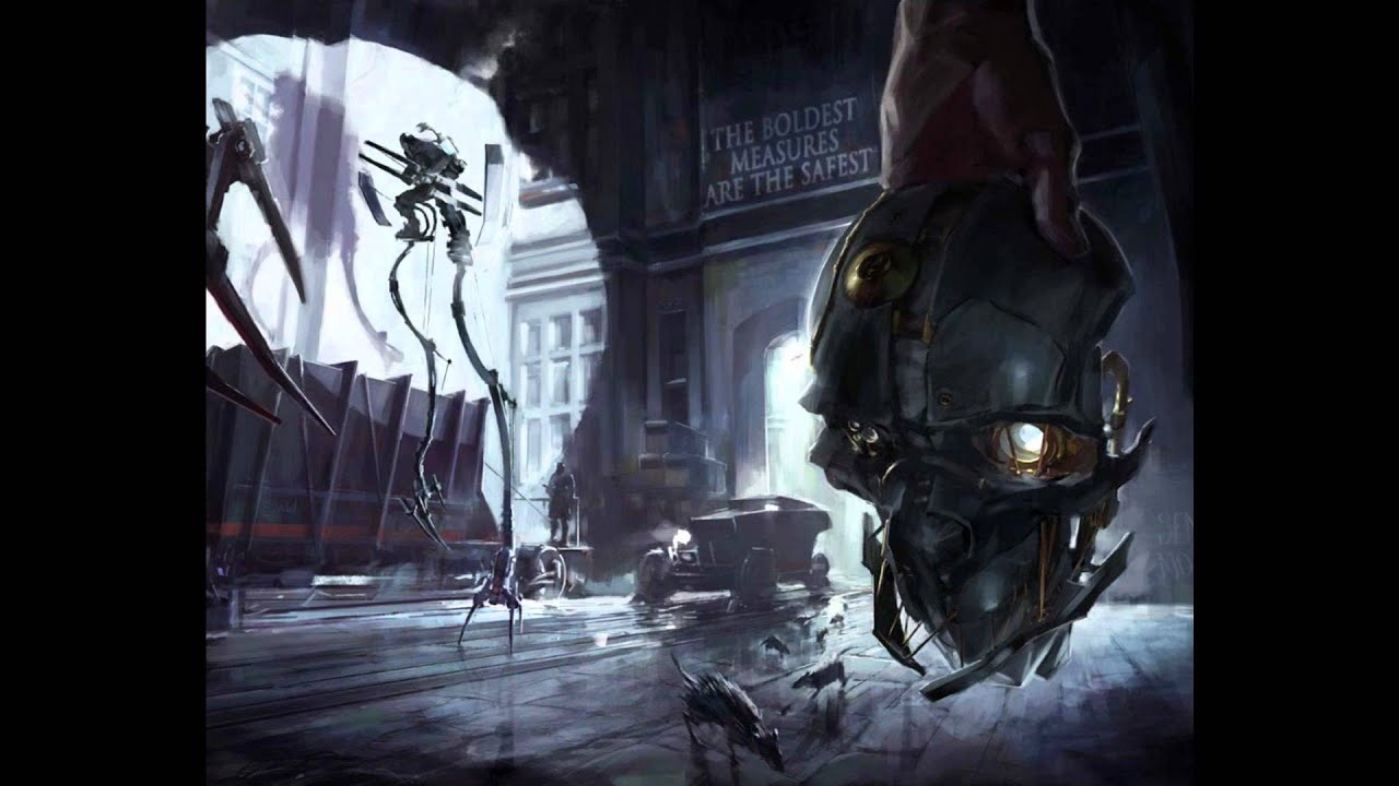 Dishonored Fan Art Corvo Video Games Wallpapers Hd: Drunken Whaler Full Soundtrack From Dishonored. Now With