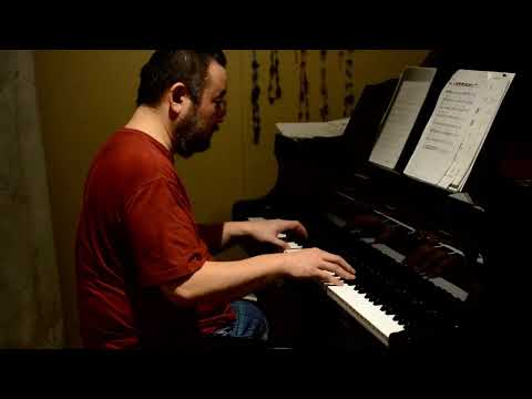 "KOICHI YAMAGUCHI piano improvisation #13 ""jazz standard tunes"""
