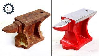 Mini Anvil Restoration | Restore Japan Anvil