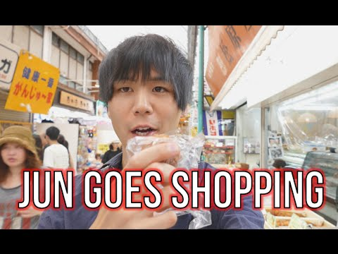 Okinawa DAY 2 💮 Jun goes to the fish market