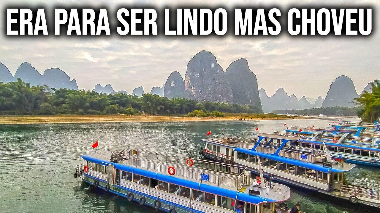 VIAGEM China 2019 - XINGPING