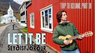 Let It Be - live in Seyðisfjörður - Trip to Iceland, part 10