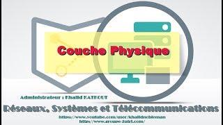 Couche Physique (KHALID KATKOUT)