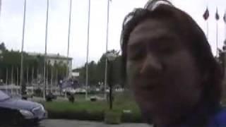 CORAZON TV『植田朝日の旅』タシケント(ウルトラス編)