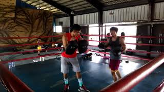 Primetime boxing gym