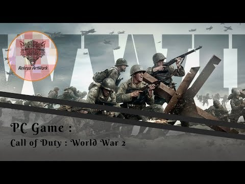 Intro of Call of Duty [World War 2] [Rekras ArtWork]