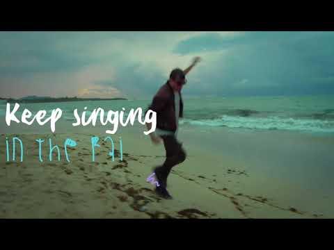 Manic Drive - Singing In The Rain (Lyric Video)