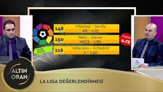 Altın Oran | La Liga 24. Hafta