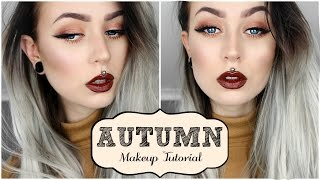 Autumn Makeup, Nude Dude Palette | Evelina Forsell