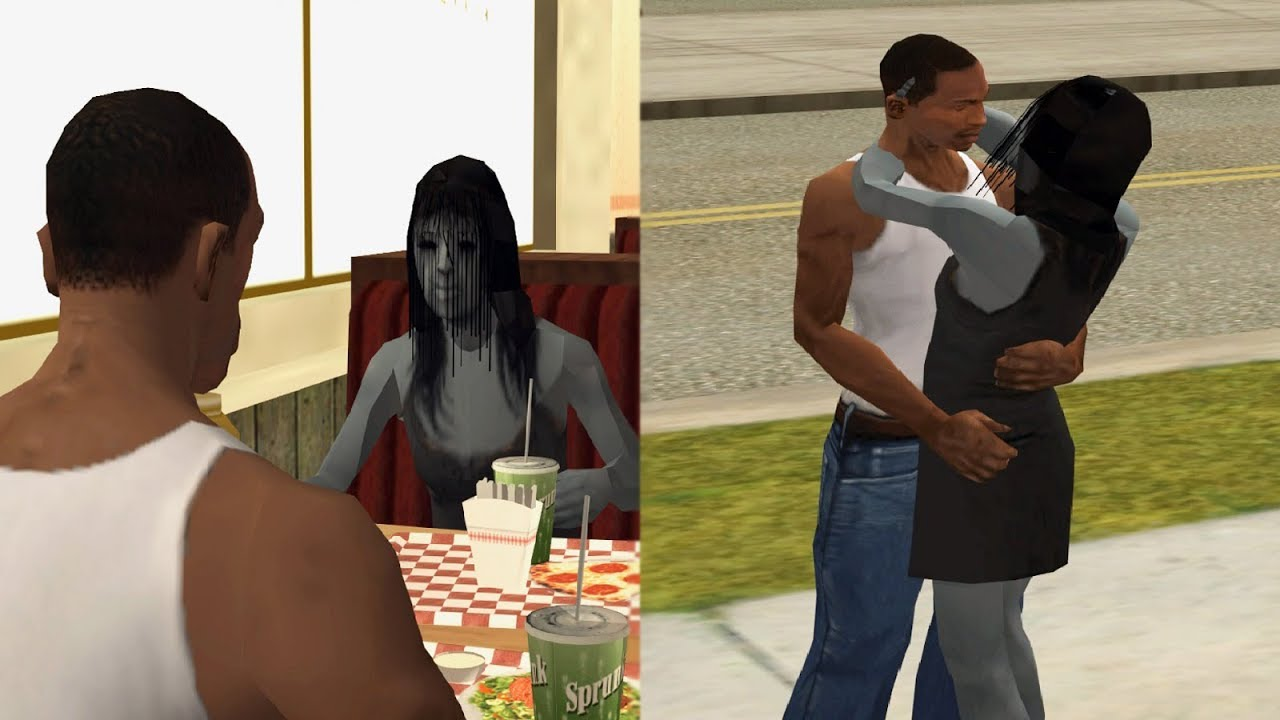 How to start dating in gta san andreas