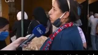 أزمة خبز تنذر بمجاعة في سوريا.. شاهد آراء الناس المنتظرة على الطوابير!