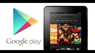 Google Play Store On Any Amazon Device 2017 (EASY & NEW)