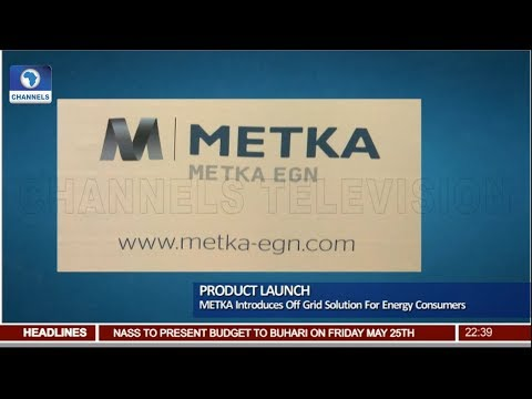 METKA Introduces Off Grid Solution For Energy Consumers