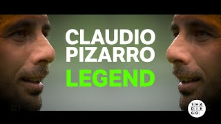Claudio Pizarro - Legend