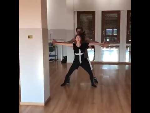 Leonardo Cecchi e Miriam Dossena ballano insieme ❤