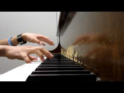 Jeremy Camp - Open Up Your Eyes (HD piano cover)