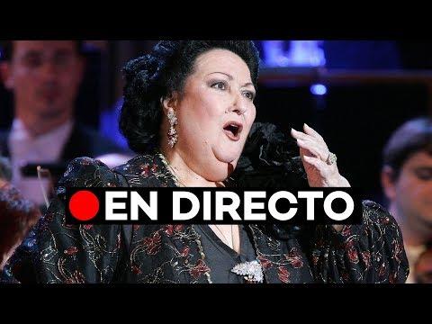 EN DIRECTO: Funeral de Montserrat Caballé en Barcelona