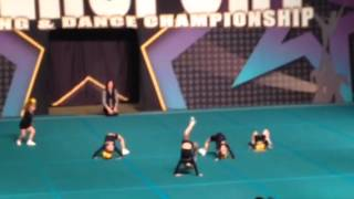 Fury Athletics Sprinkles Cheersport Kansas City