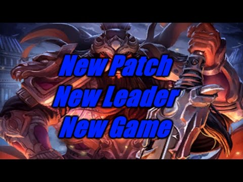 [SMITE Tactics] PATCH DAY CB4 FIRST LOOK !!!