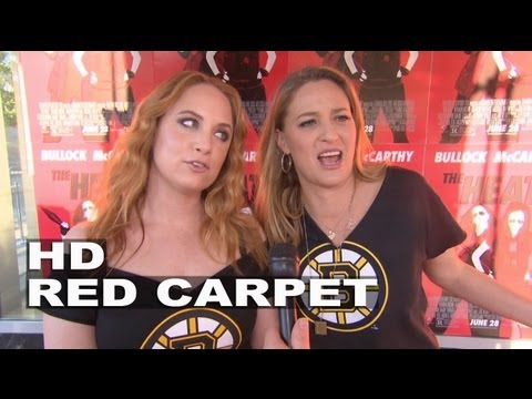 The Heat: Jessica Chaffin & Jamie Denbo