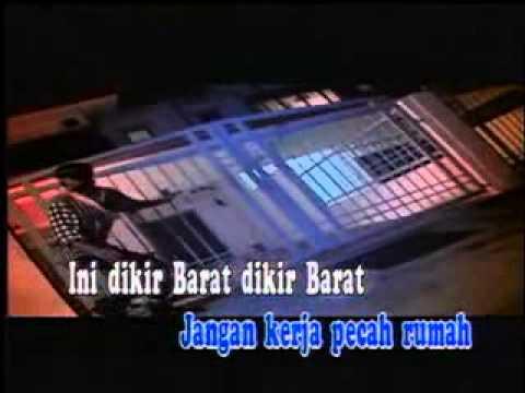 Senario karaoke MTV - Dikir barat siang malam