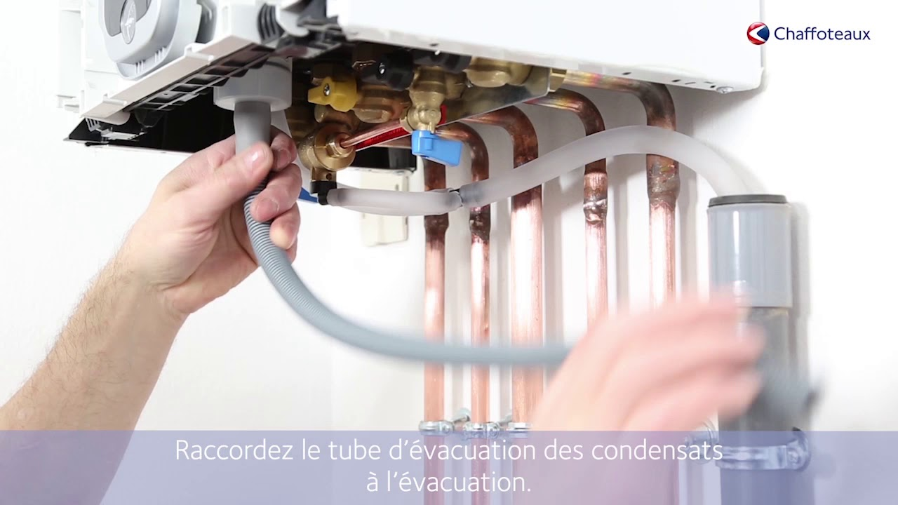02 raccordement plomberie chaudi re condensation mira. Black Bedroom Furniture Sets. Home Design Ideas