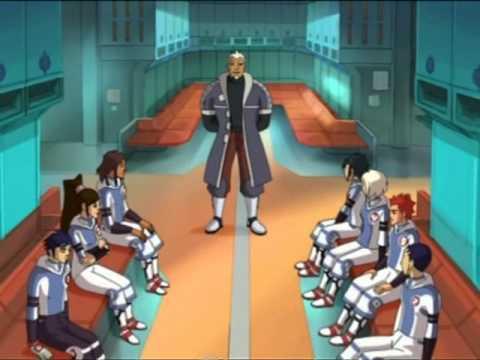 Pokemon Alliance Galactik Football TV 1 Episode 10 R5 Jetix pobel
