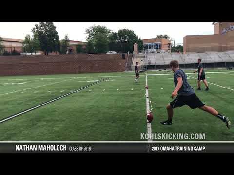 Nathan Mahloch   2017 Omaha Training Camp