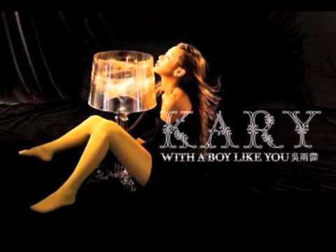 吳雨霏Kary Ng《With A Boy Like U》 - YouTube