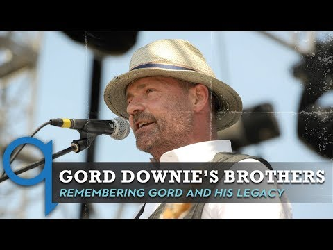 Gord Downie's brothers reflect on his legacy