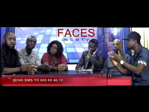 CAMEROON FILM INDUSTRY on FACES, CMTV