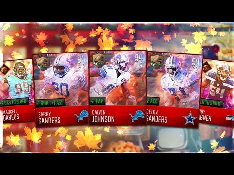 THE THANKSGIVING PROMO IN MADDEN MOBILE 18 HAS ARRIVED!! INSANE NEW LEAKS, PACKS, PLAYERS, AND MORE!