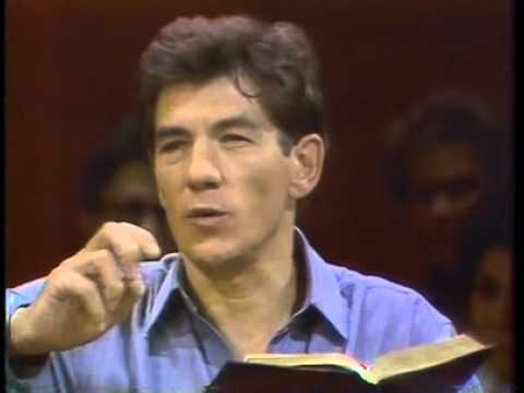 Ian McKellen Acting Shakespeare