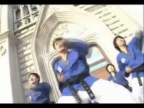 Taekwondo Dance   Bài Quyền Số 2