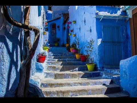Chefchaouen Morocco - The Blue City