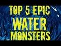 Monster Legends - Top 5 Epic WATER Monsters