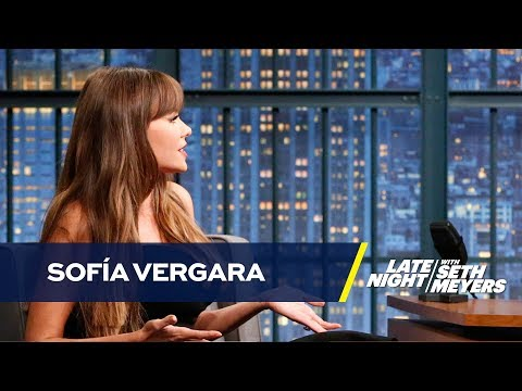 Sofia Vergara Reveals Joe Manganiello's Dungeon and Dragons Obsession