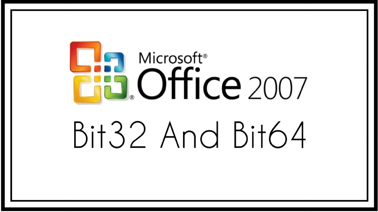 How To Get Download Free MS Office 2007 Full Free With