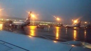 Padatnya Bandara Soekarno Hatta